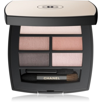 Chanel Les Beiges Eyeshadow Palette paleta farduri de ochi notino poza