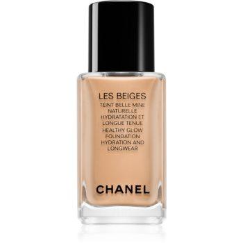Chanel Les Beiges Foundation Machiaj usor cu efect de luminozitate notino poza