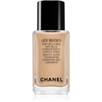 Chanel Les Beiges Foundation Machiaj usor cu efect de luminozitate imagine 2021 notino.ro