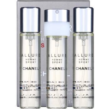Chanel Allure Homme Sport Eau Extreme Eau de Parfum pentru bărbați