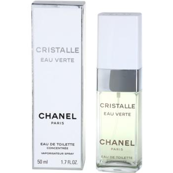 Poza Chanel Cristalle Eau Verte Concentrée Eau de Toilette pentru femei