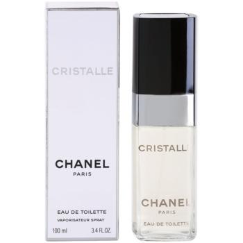 Chanel Cristalle Eau de Toilette pentru femei