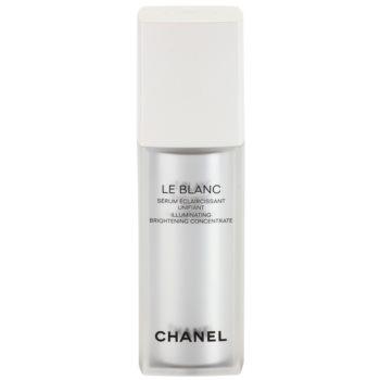 Chanel Le Blanc ser cu efect iluminator impotriva petelor imagine 2021 notino.ro
