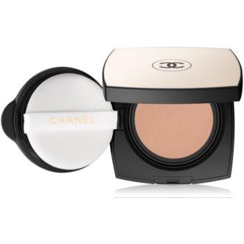 Chanel Les Beiges Healthy Glow Gel Touch Foundation burete cu machiaj de lungă durată SPF 25 notino poza