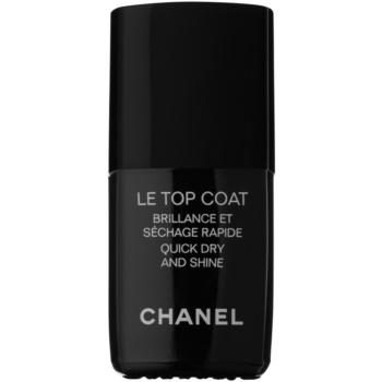 Chanel Le Top Coat Lac pentru protejarea ojei cu efect de stralucire notino.ro