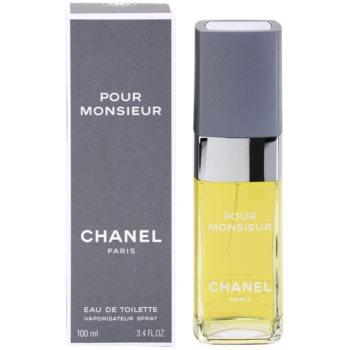Chanel Pour Monsieur Eau de Toilette pentru bărbați notino poza