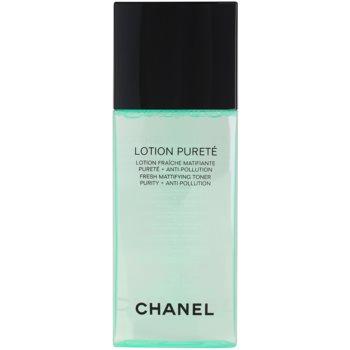 Chanel Cleansers and Toners lotiune de curatat pentru ten gras și mixt imagine 2021 notino.ro