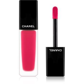Chanel Rouge Allure Ink ruj de buze lichid cu efect matifiant notino poza