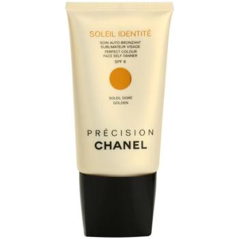 Chanel Précision Soleil Identité crema autobronzanta pentru fata SPF 8 notino poza