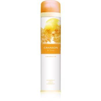 Chanson d'Eau Amanecer deodorant spray pentru femei imagine 2021 notino.ro