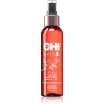 CHI Rose Hip Oil tonic pentru par vopsit si deteriorat imagine 2021 notino.ro