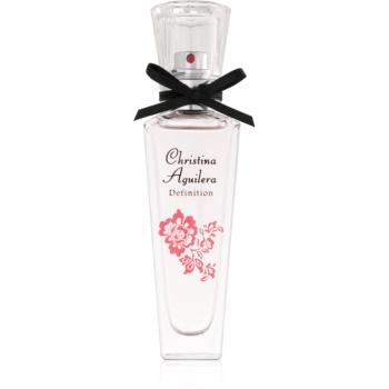 Christina Aguilera Definition Eau de Parfum pentru femei image0