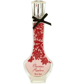 Christina Aguilera Red Sin Eau de Parfum pentru femei imagine 2021 notino.ro