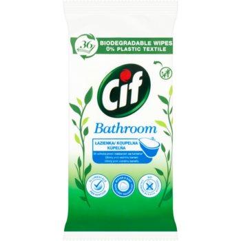 Cif Bathroom servetele pentru curatare imagine 2021 notino.ro