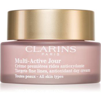 Clarins Multi-Active Day crema de zi antioxidanta impotriva primelor semne de imbatranire ale pielii notino poza