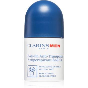 Clarins Men Antiperspirant Roll-On antiperspirant roll-on fară alcool imagine 2021 notino.ro