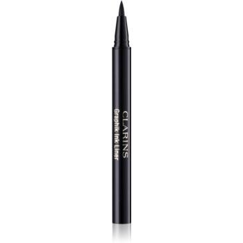 Clarins Graphik Ink Liner Liquid Eyeliner Pen fixare de lunga durata pentru ochi imagine 2021 notino.ro