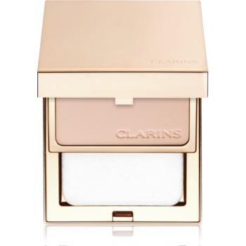 Clarins Everlasting Compact Foundation dlouhotrvající kompaktní make-up odstín 108 Sand 10 g