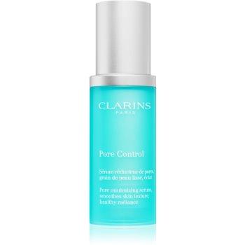 Clarins Pore Control Serum Ser pentru pielea obosita cu efect de a minimaliza porii notino poza