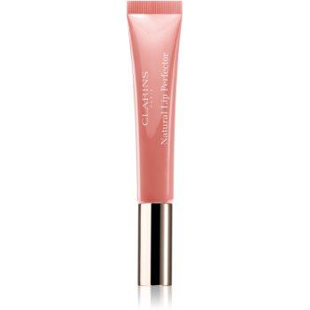 Clarins Natural Lip Perfector lip gloss cu efect de hidratare notino.ro