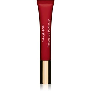 Clarins Velvet Lip Perfector luciu de buze cremos imagine 2021 notino.ro