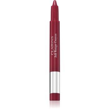 Clarins Joli Rouge Crayon creion contur buze 2 in 1 imagine 2021 notino.ro