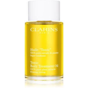Clarins Tonic Body Treatment Oil ulei pentru fermitate impotriva vergeturilor notino.ro