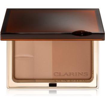Clarins Bronzing Duo Mineral Powder Compact pudra bronzanta cu minerale notino.ro
