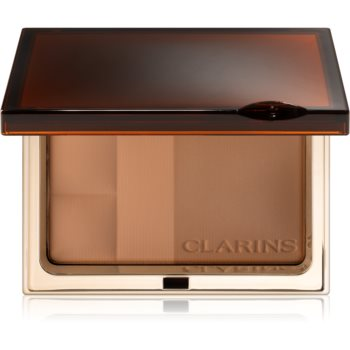 Clarins Bronzing Duo Mineral Powder Compact pudra bronzanta cu minerale imagine 2021 notino.ro
