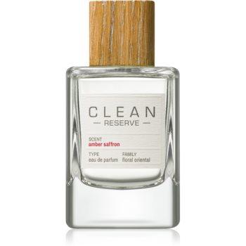 CLEAN Reserve Collection Amber Saffron Eau de Parfum unisex notino poza