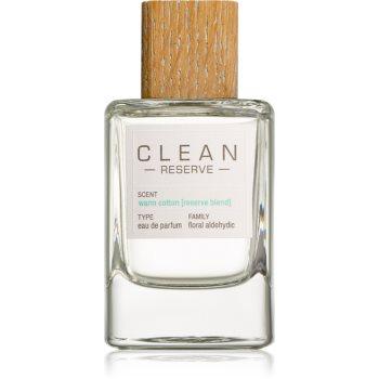 CLEAN Reserve Collection Warm Cotton Eau de Parfum pentru femei