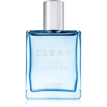 CLEAN Cool Cotton Eau de Toilette pentru femei notino.ro