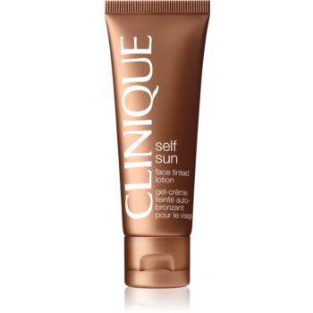 Clinique Self Sun™ Face Tinted Lotion crema autobronzanta pentru fata imagine 2021 notino.ro