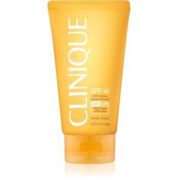 Clinique Sun SPF 40 Body Cream crema pentru bronzat SPF 40 imagine 2021 notino.ro