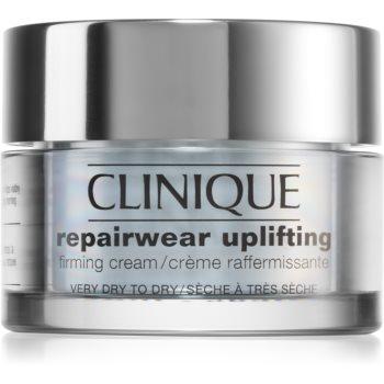 Clinique Repairwear™ Uplifting Firming Cream crema de fata cu efect de fermitate uscata si foarte uscata notino poza