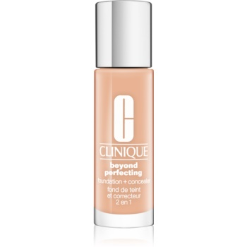 Clinique Beyond Perfecting™ Foundation + Concealer make-up si corector 2 in 1 notino.ro