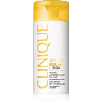 Clinique Sun SPF 30 Mineral Sunscreen Lotion For Body Crema de soare cu minerale SPF 30 imagine 2021 notino.ro