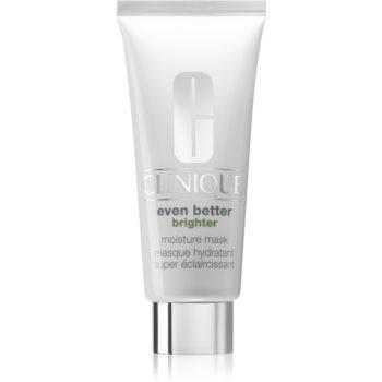 Clinique Even Better™ Brighter Moisture Mask masca de hidratare si luminozitate notino.ro