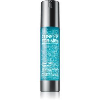 Clinique For Men™ Maximum Hydrator Activated Water-Gel Concentrate gel pentru piele deshidratata