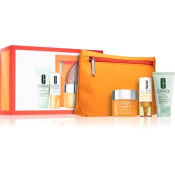Clinique Superdefense™ SPF 25 Fatigue + 1st Signs Of Age Multi-Correcting Cream set de cosmetice (pentru femei) notino poza