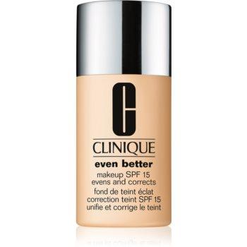 Clinique Even Better™ Even Better™ Makeup SPF 15 fard corector SPF 15 imagine 2021 notino.ro
