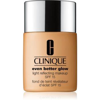 Clinique Even Better™ Glow Light Reflecting Makeup SPF 15 Fond de ten iluminator SPF 15 imagine 2021 notino.ro