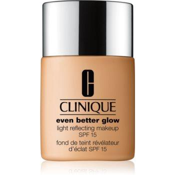 Clinique Even Better™ Glow Light Reflecting Makeup SPF 15 Fond de ten iluminator SPF 15 notino.ro