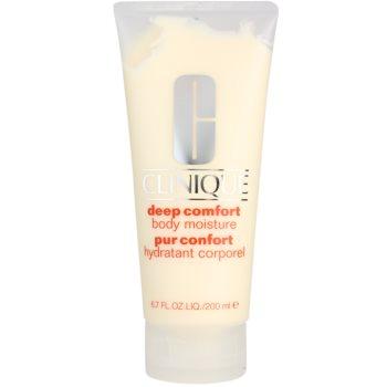 Clinique Deep Comfort™ Body Moisture lapte de corp pentru piele uscata imagine 2021 notino.ro