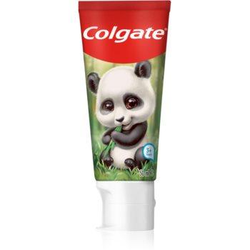 Colgate Kids 3+ Years pastă de dinți pentru copii de 3 – 6 ani cu flor imagine 2021 notino.ro