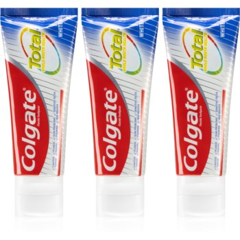 Colgate Total Whitening pasta de dinti pentru albire imagine 2021 notino.ro