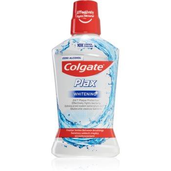 Colgate Plax Whitening apa de gura pentru albire image0