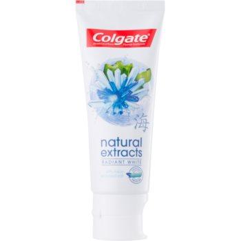 Colgate Natural Extracts Radiant White pasta de dinti pentru albire imagine 2021 notino.ro