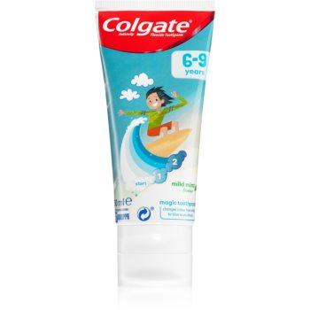 Colgate Kids 6-9 Years Pasta de dinti pentru copii. imagine 2021 notino.ro