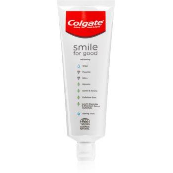 Colgate Smile For Good Whitening pasta de dinti pentru albire cu flor notino.ro